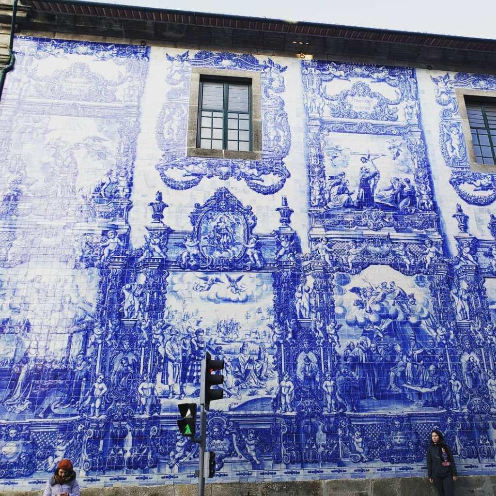 Capela de Almas - Porto