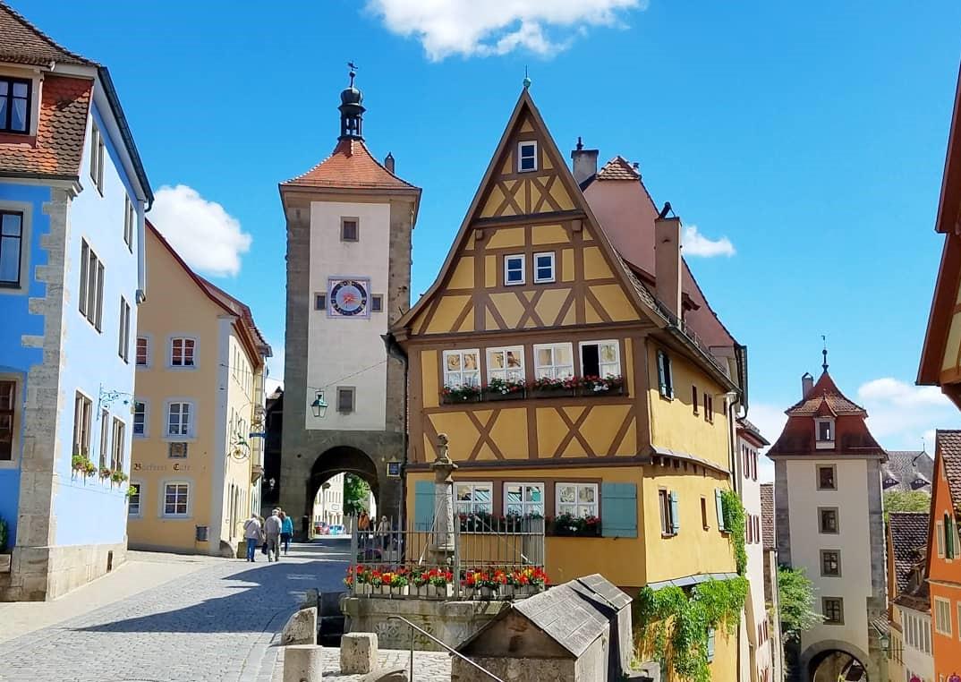 Das Plonlein Rothenburg