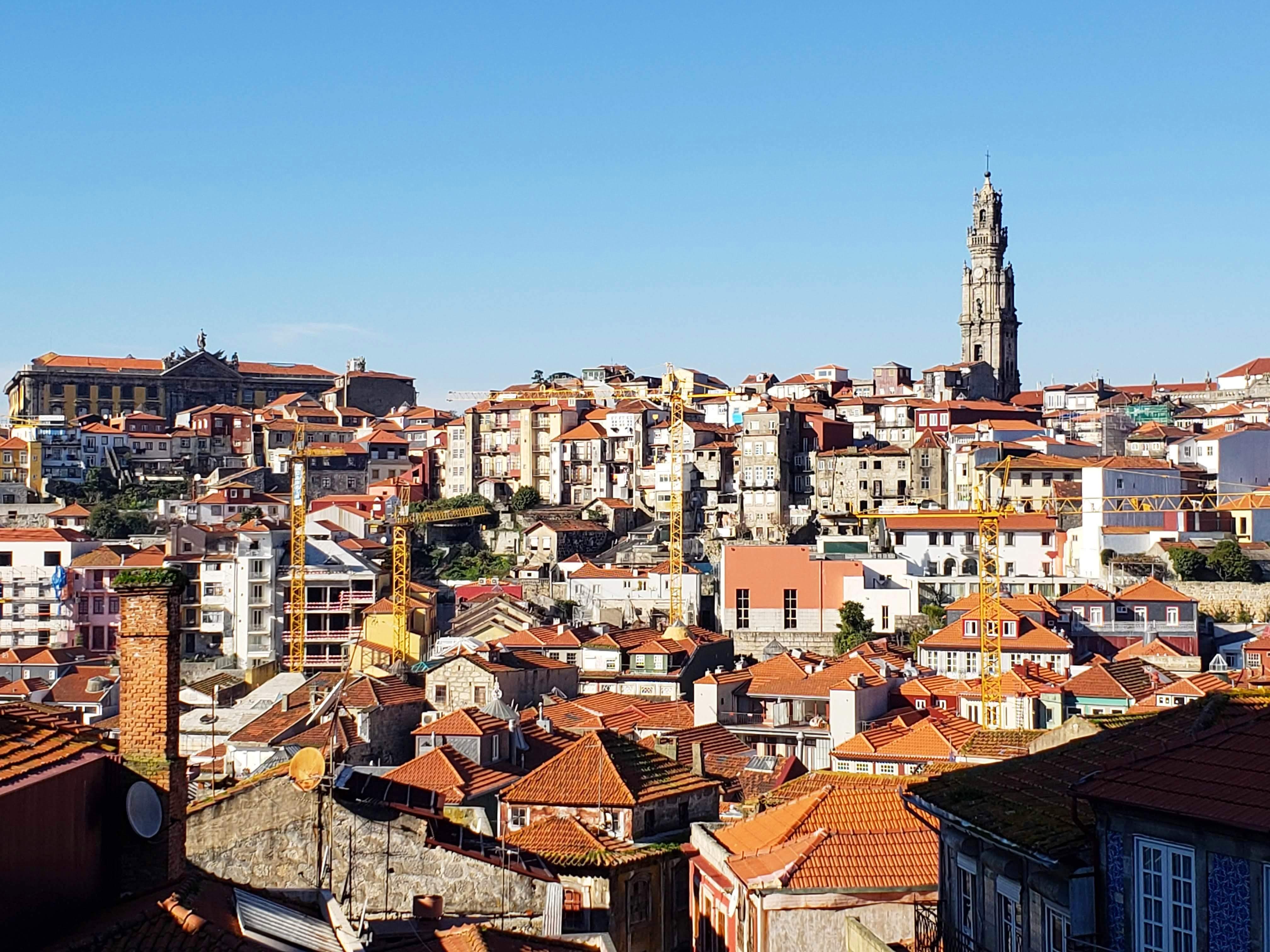 Porto Cathedral views
