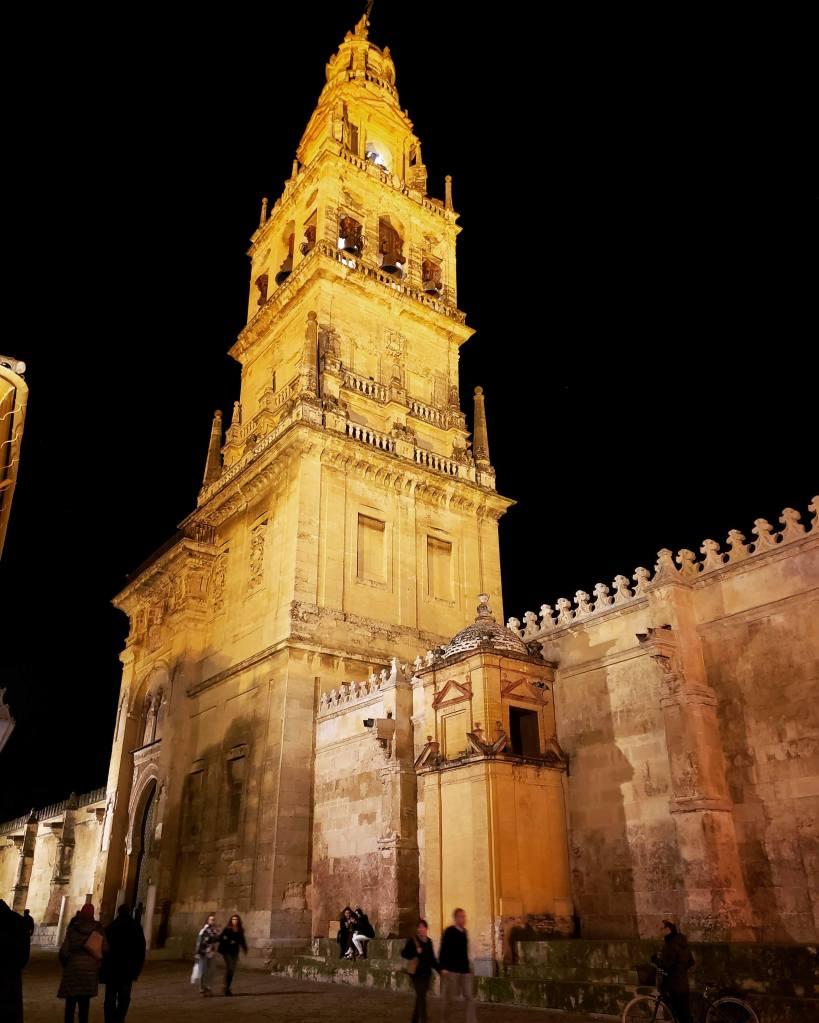 The Mezquita Cordoba