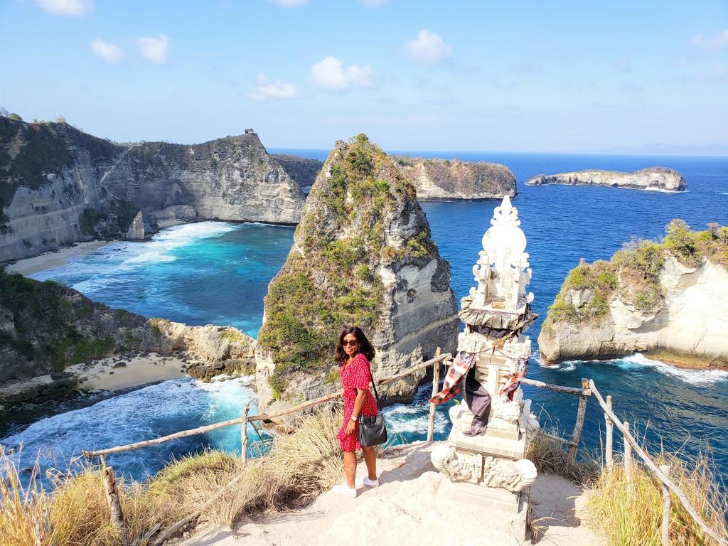 Thousand Islands Viewpoint Nusa Penida