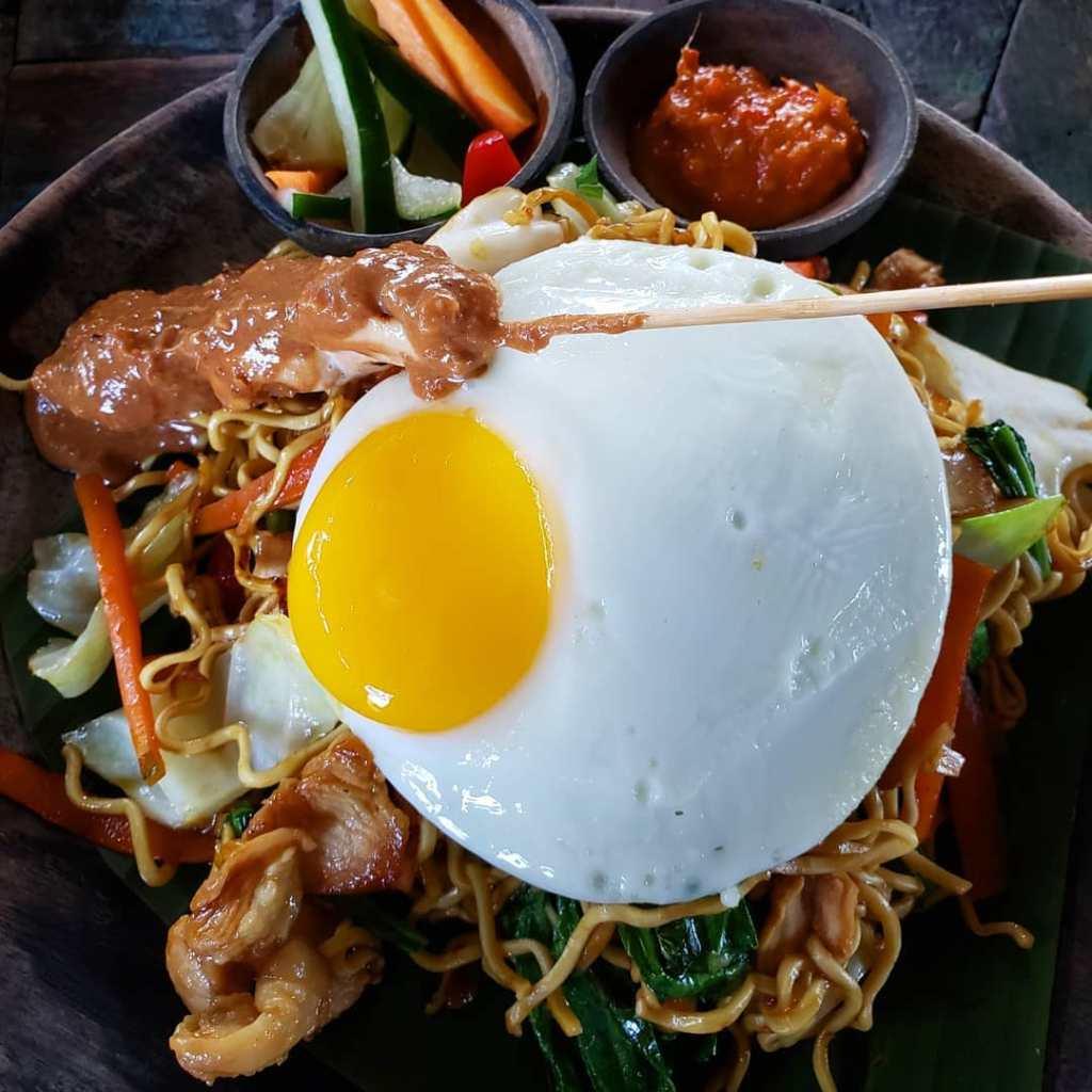 Sweet Orange Warung Ubud Bali