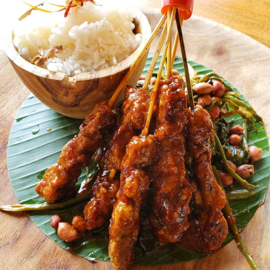 Crispy Duck Ubud Bali