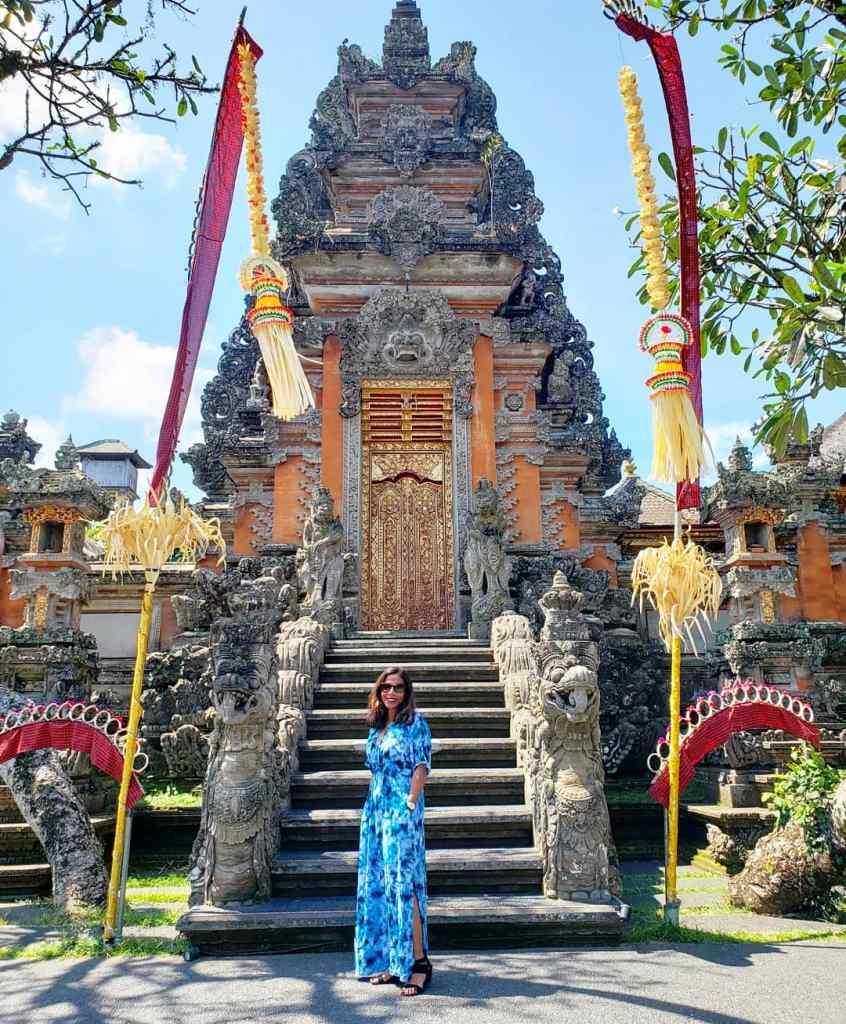 Saraswathi Temple Ubud